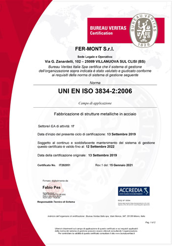 UNI-EN-ISO-3834-2:2006